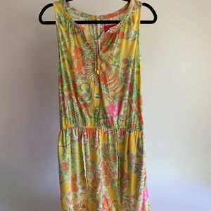 Lilly Pulitzer for Target Yellow Romper